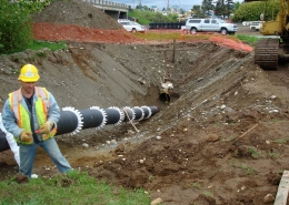 Clearbrook Rd Watermain Extension