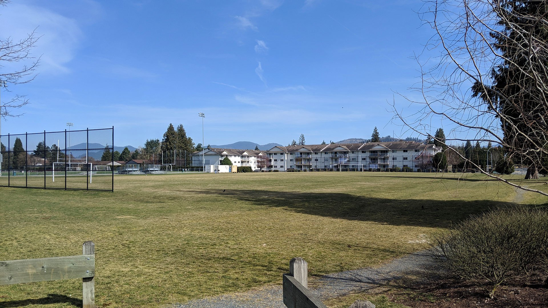 Abby Collegiate Sports Field
